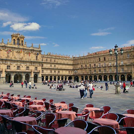 Salamanca Cidade Rodrigo
