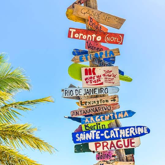 Viagens e Excursões Contatos