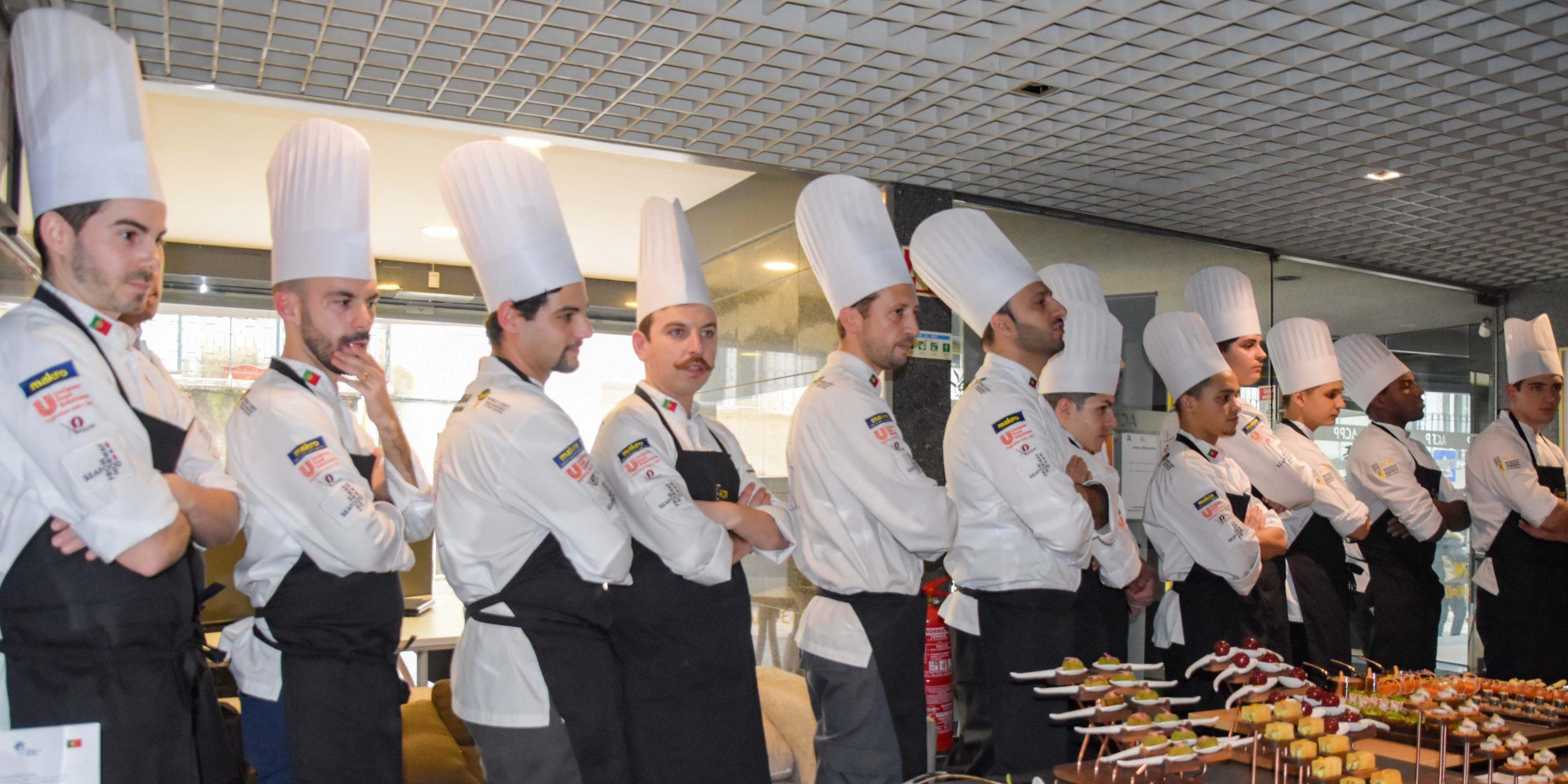 competições olímpicas de culinária 2020